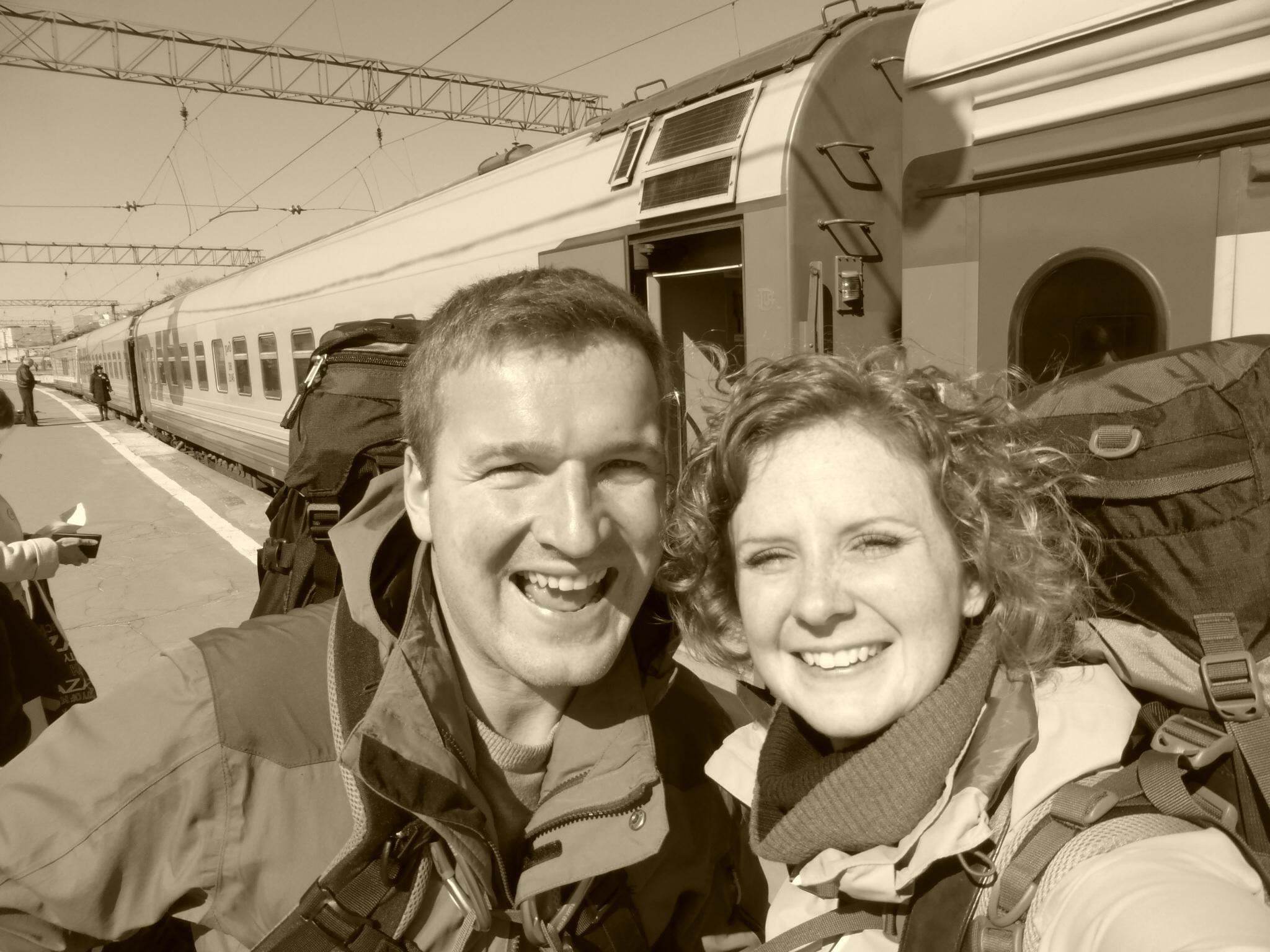 Abenteuer Transsibirische Eisenbahn