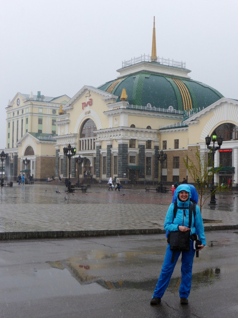 Tschüss Krasnojarsk