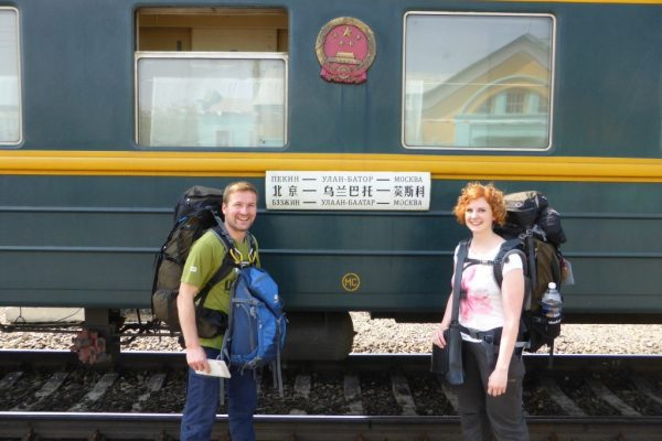 Moskau - Ulaan Bataar - Peking