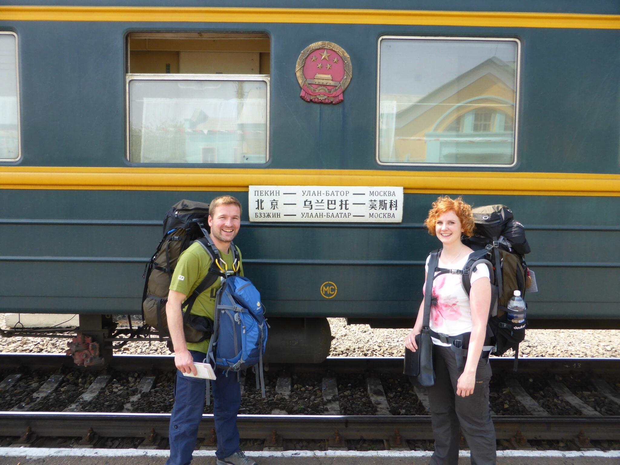 Sibirien – eine Zugfahrt durch das Land des ewigen Winters