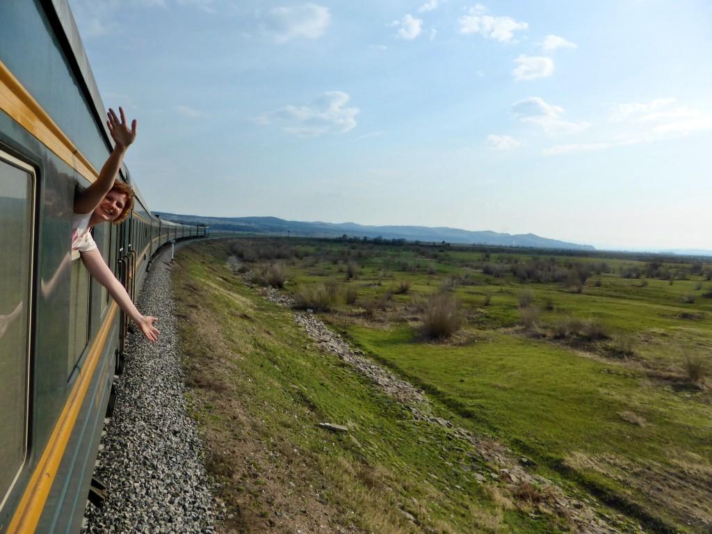 Zwischen Ulan Ude und der Mongolei