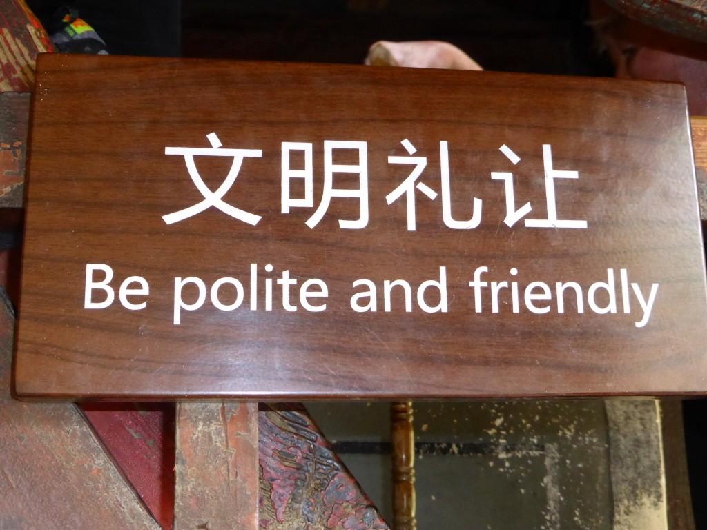 Kann halt nicht oft genug gesagt werden ;-)