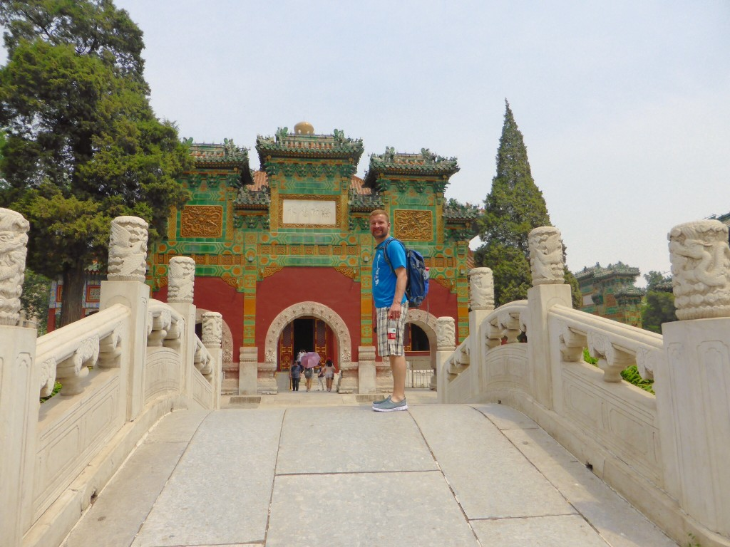 Kaiserbrücke im Beihai-Park