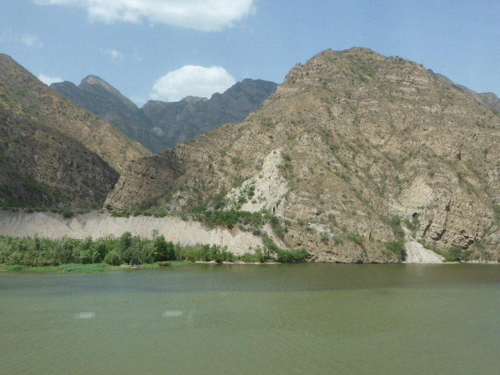 Mit der Transsib zwischen Datong und Peking