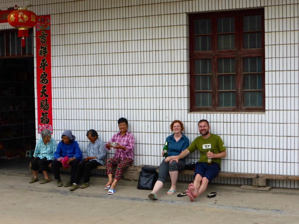 Mit Locals in Linjiao