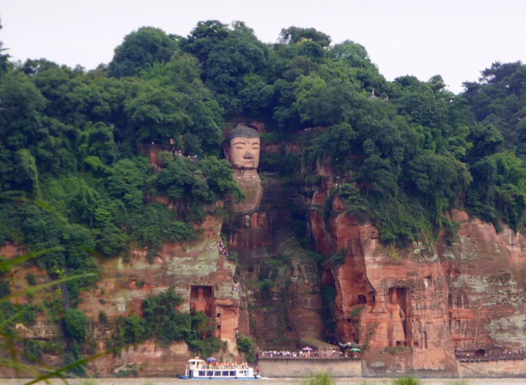 Der größte Buddha der Welt