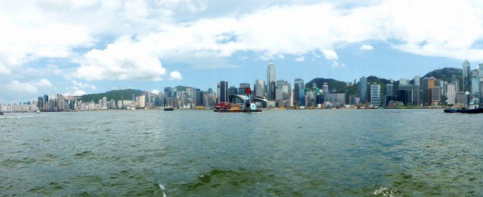 Skyline_Hong Kong Island