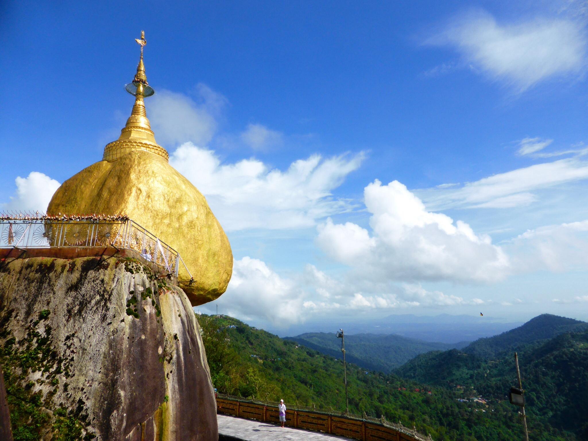 Von Yangon bis Mawlamyaing – der goldene Süden Myanmars