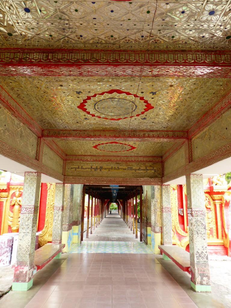 In der Maha Mutni Pagode