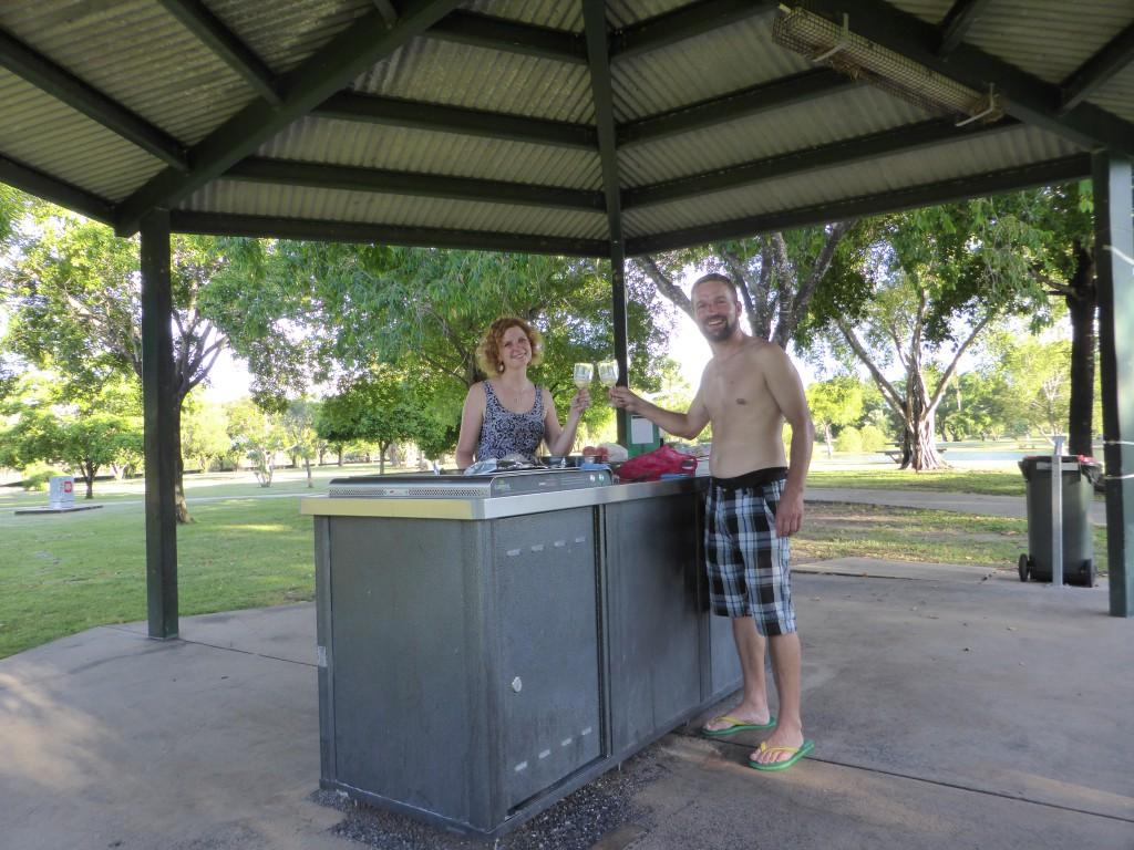 Die mobilen Grillstationen fuer jedermann