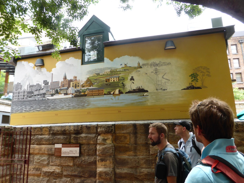 Tour durch The Rocks, Sydney's aeltestes Stadtviertel