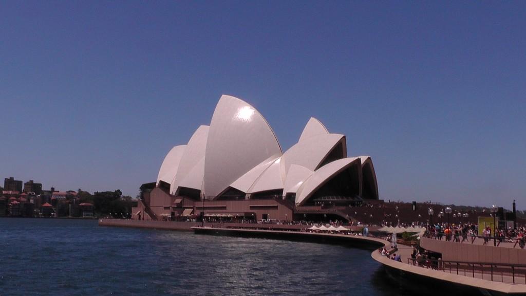 Die ikonische Sydney Oper!