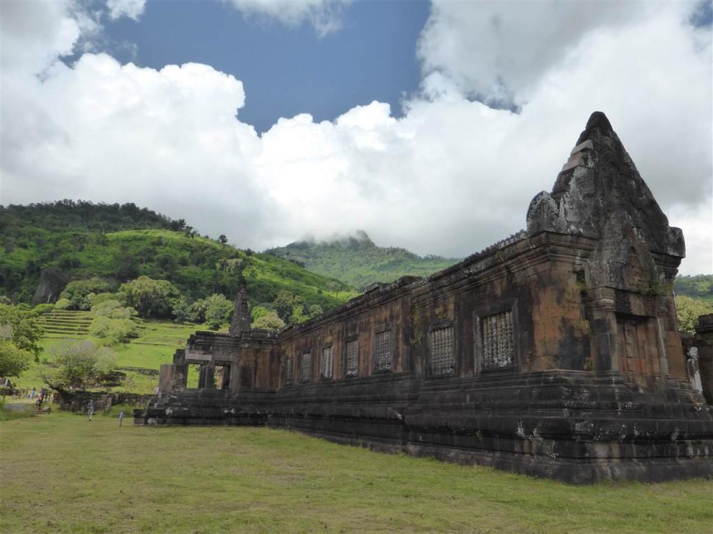 Der Khmer Tempel Wat Pho