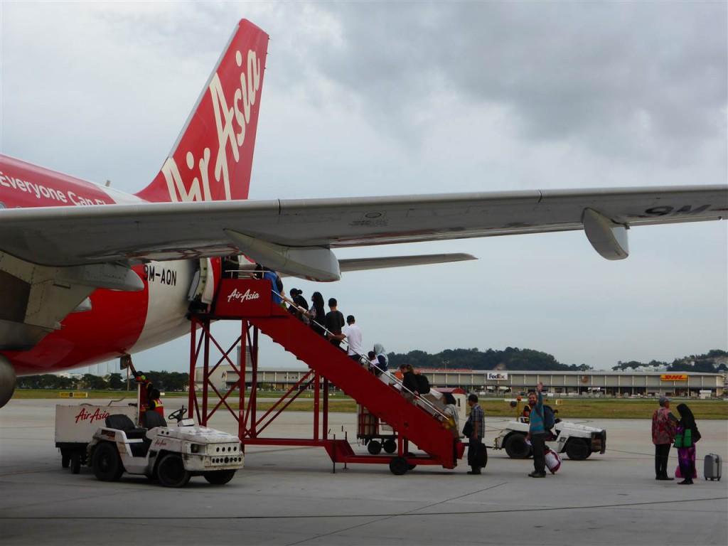 Weiterflug nach Banda Aceh