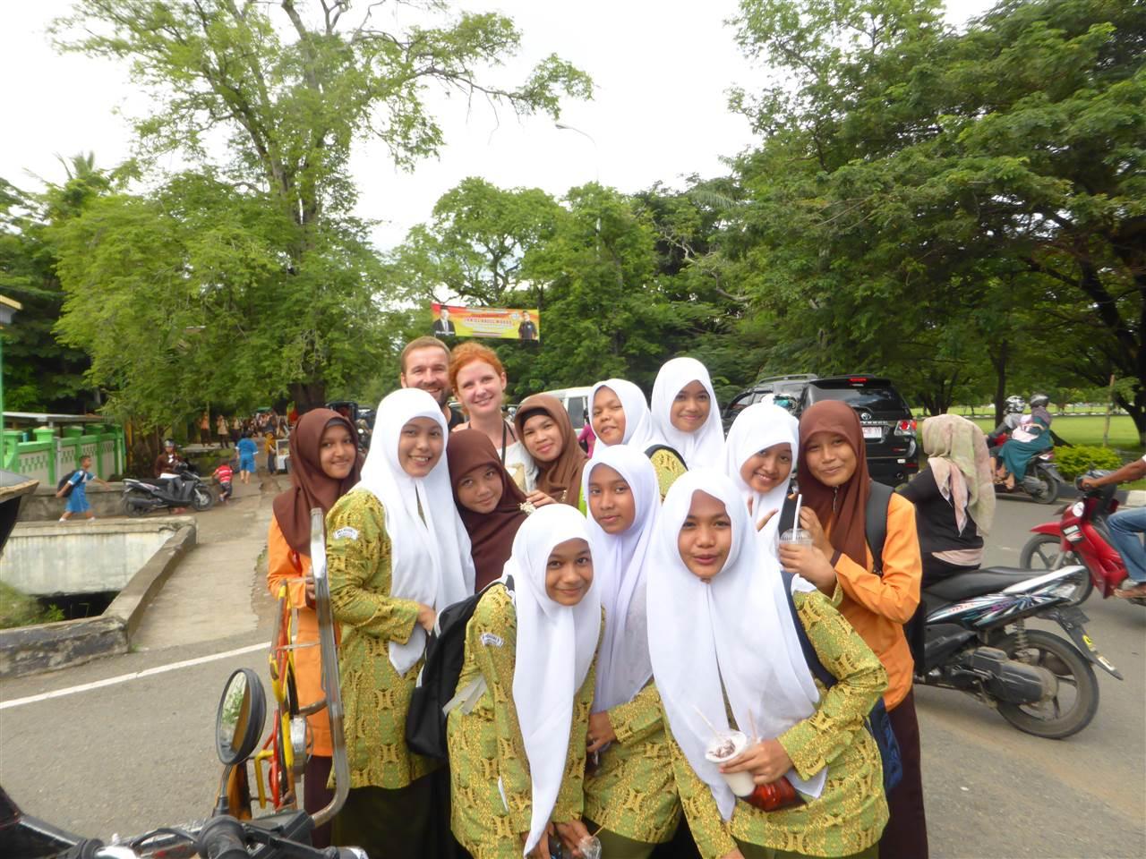 Banda Aceh – Freud und Leid einer traurigen Berühmtheit