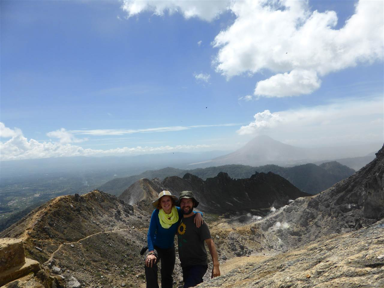 Gunung Sibayak_US