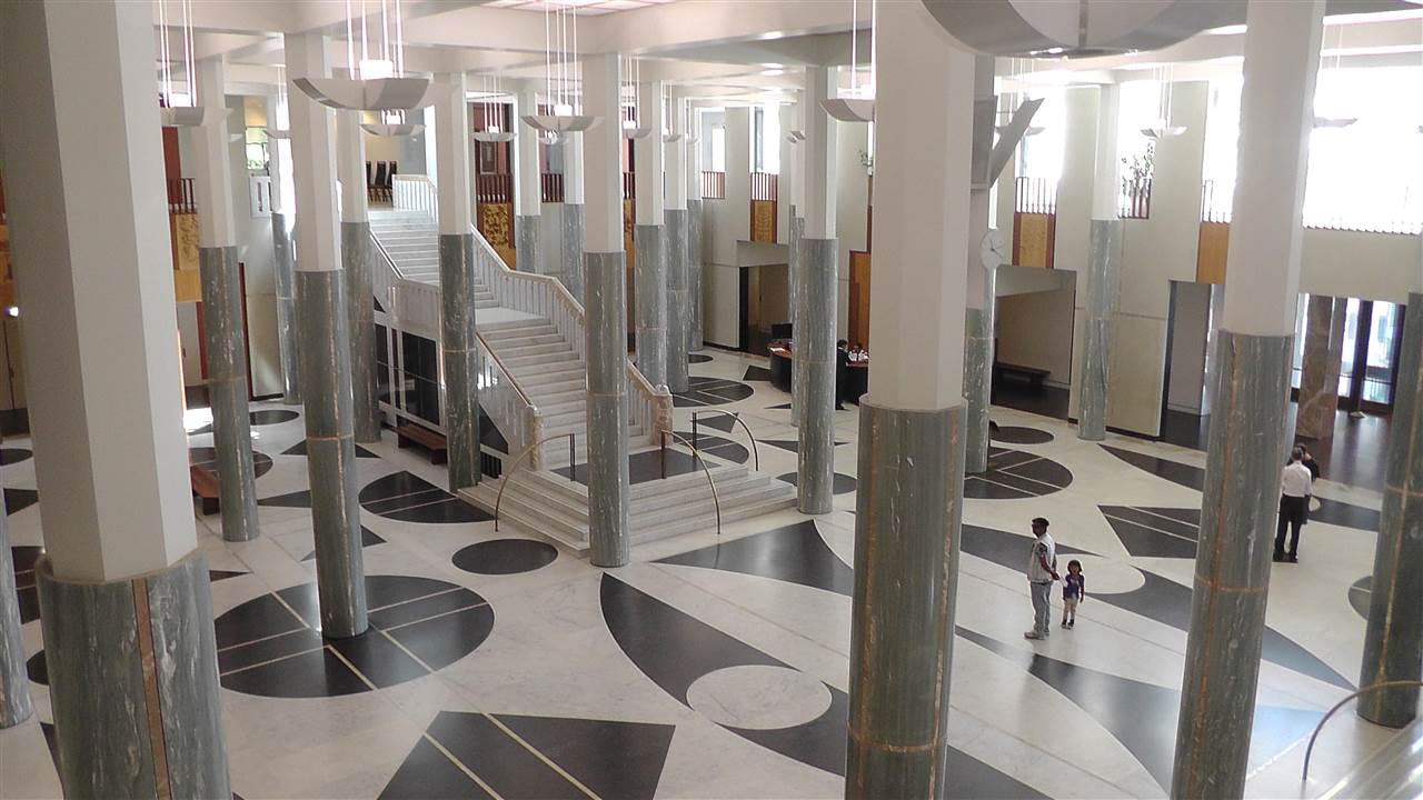 Ein halber Tag in Canberra – Kurzbesuch in Australien´s Hauptstadt