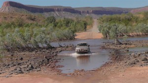 In der Kimberleys Wilderness