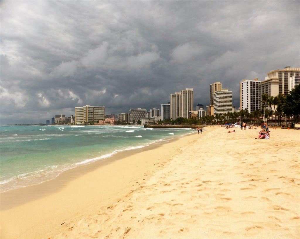 Waikiki Beach! - die schöne Perspektive