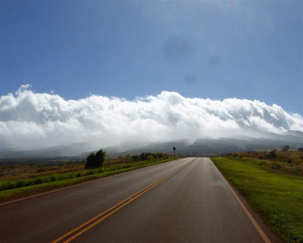 schöne Szenerie auf Maui