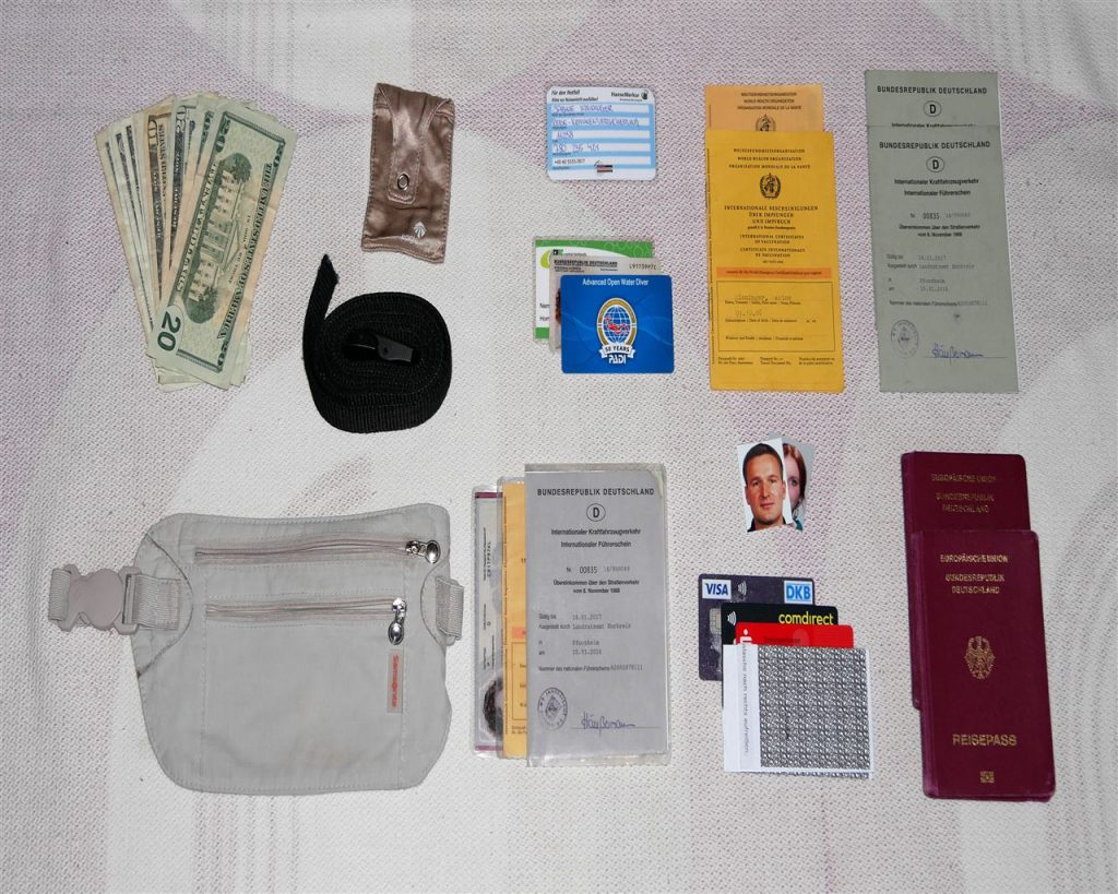 weltreise-packliste_persoenliche-dokumente-sicherheit