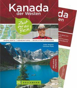 Reiseführer Kanada - der Westen Bruckmann Verlag