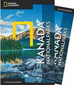 Reiseführer National Geographic - Kanada Nationalparks