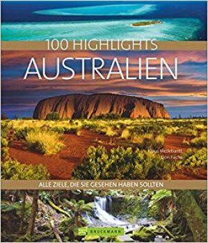 100 Highlights Australien Bruckmann Verlag