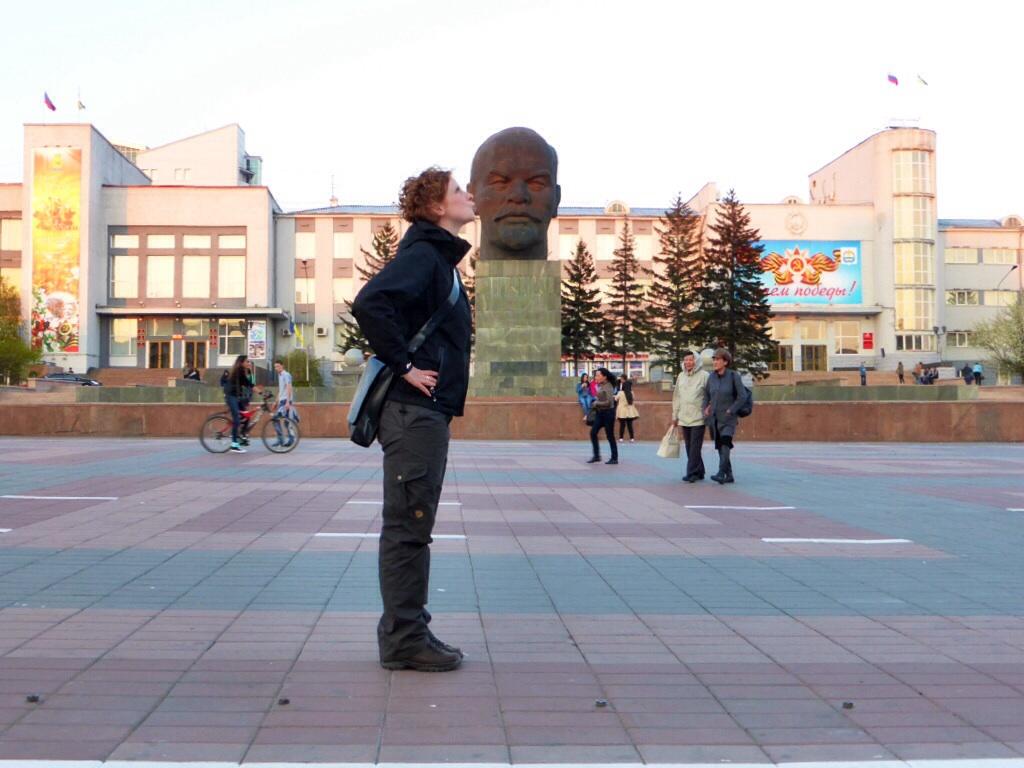 So ist's brav, Lenin!