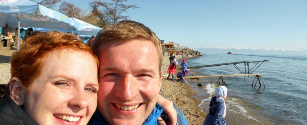 Endlich am Baikalsee - Listvjanka