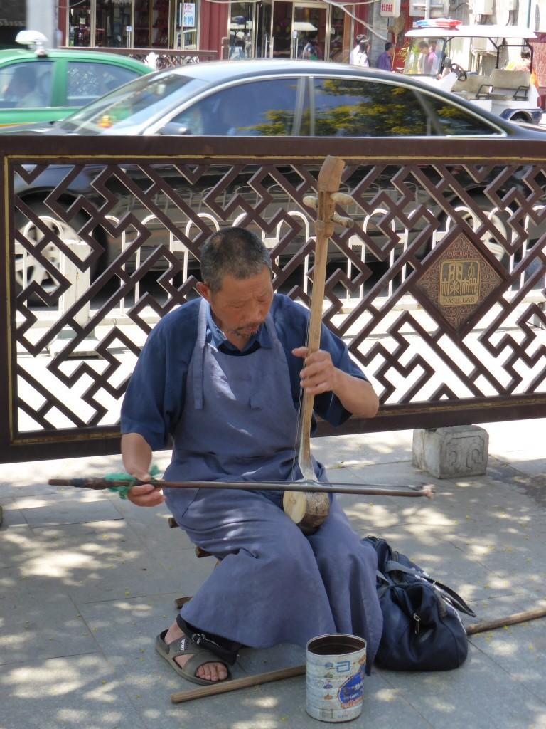 Traditionelles Musikinstrument