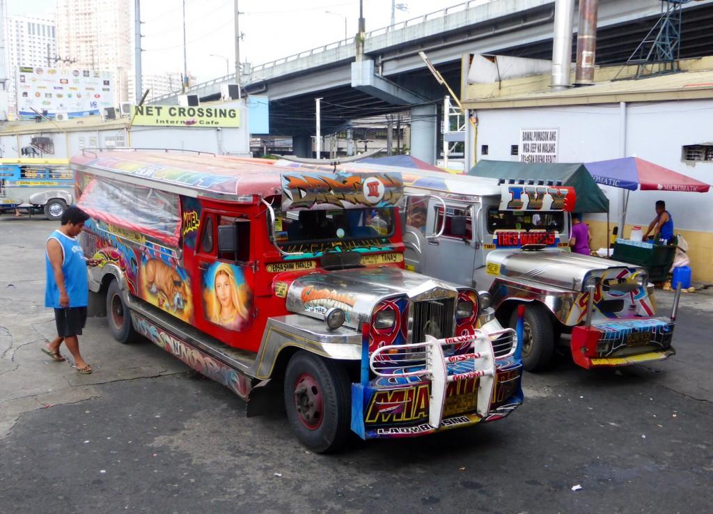 Jeepney - das kultigste Transportmittel so far