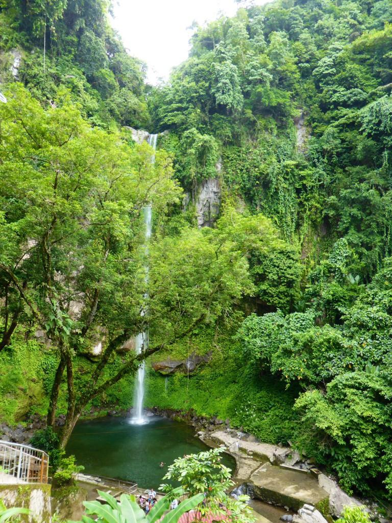 Versteckte Wasserfälle auf Camiguin