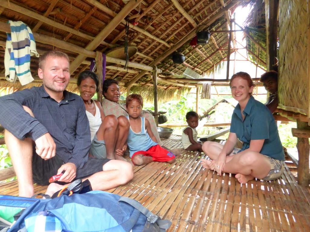 Im Dorf der Batak