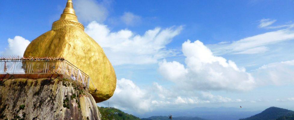 Golden Rock