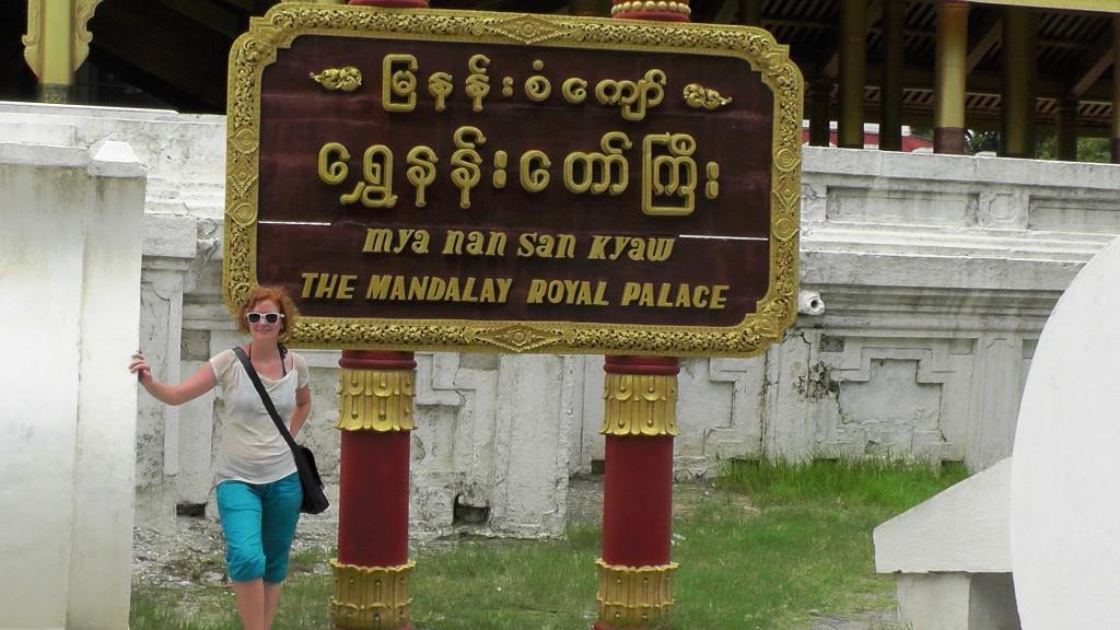 Sightseeing in Mandalay