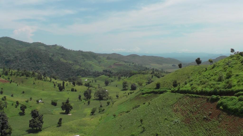 Trekking im Shan-Staat