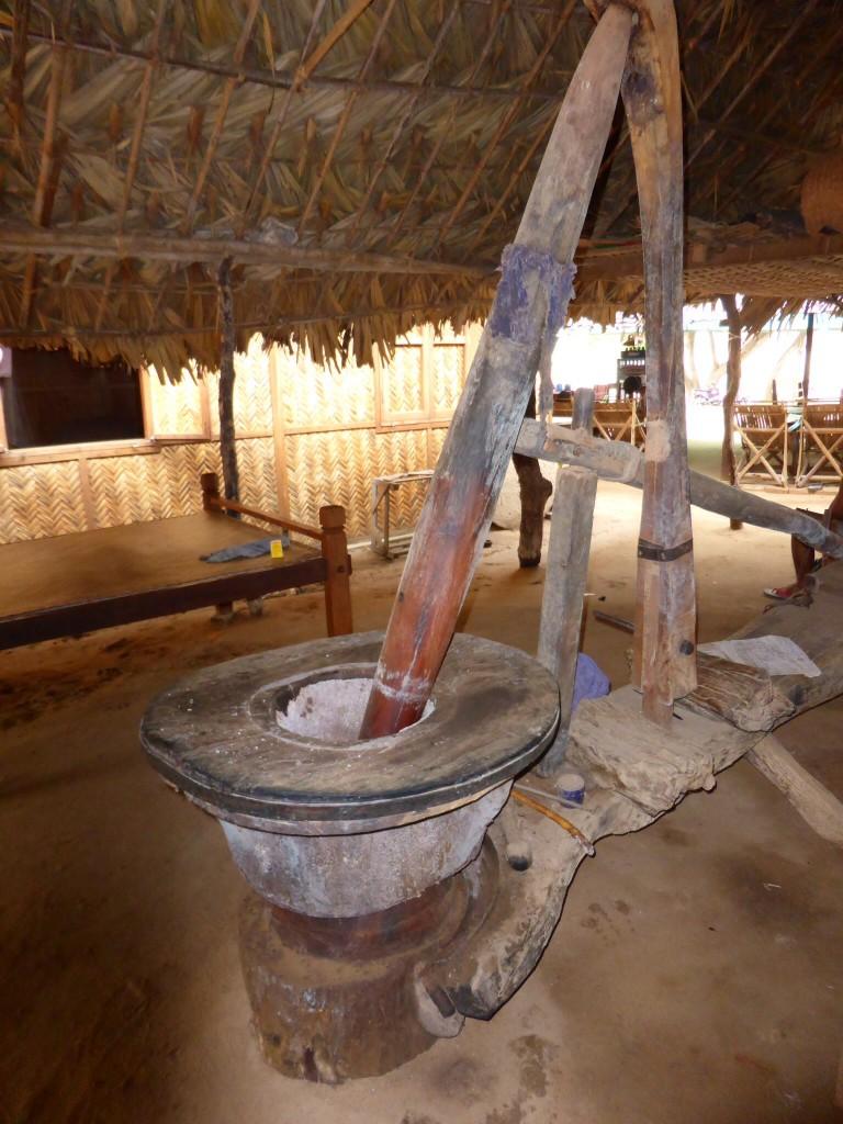 Hiersind die alten Mühlen noch in Betrieb