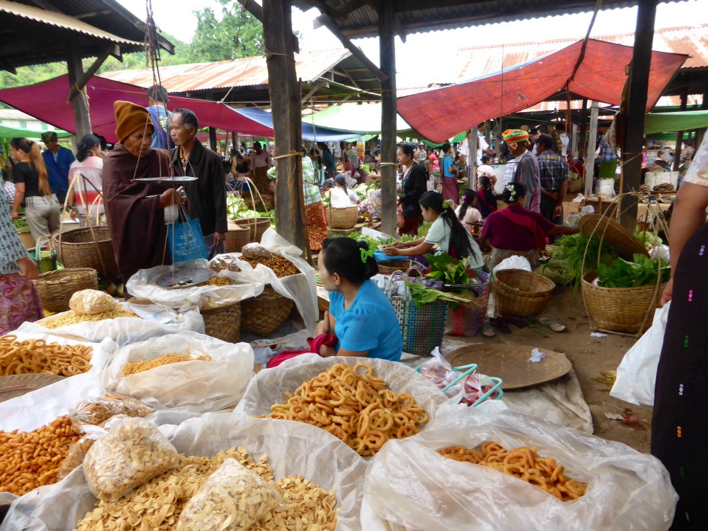 Markttag am See
