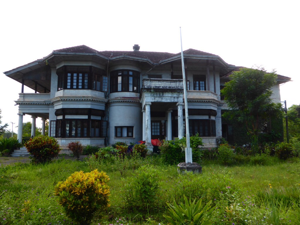 Der Shan-Palast in Hsipaw