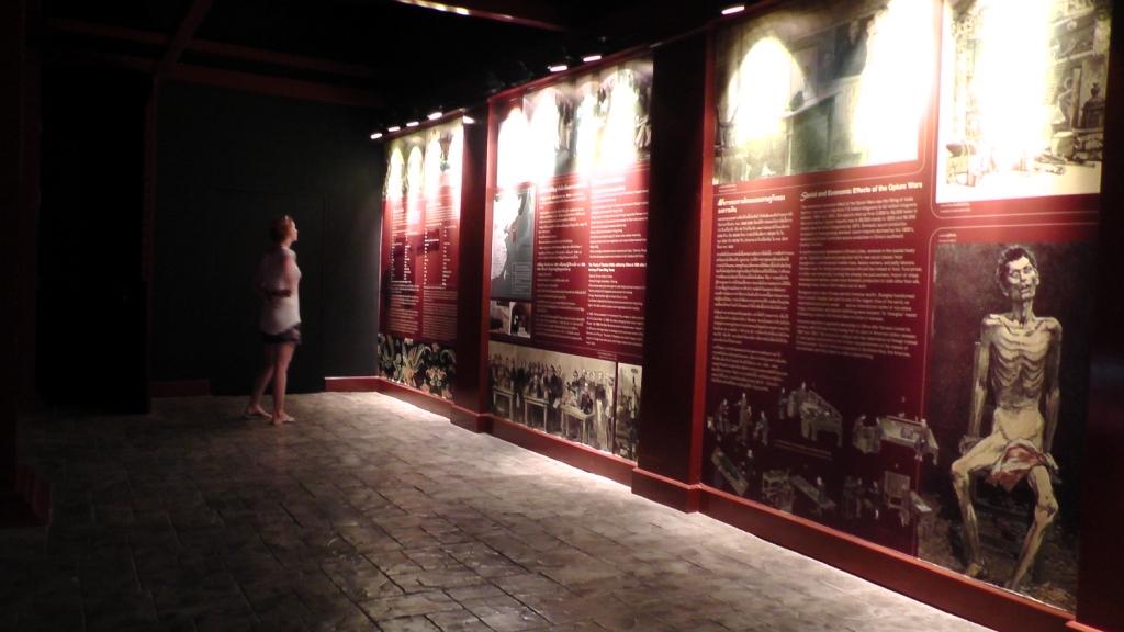 In der Hall of Opium