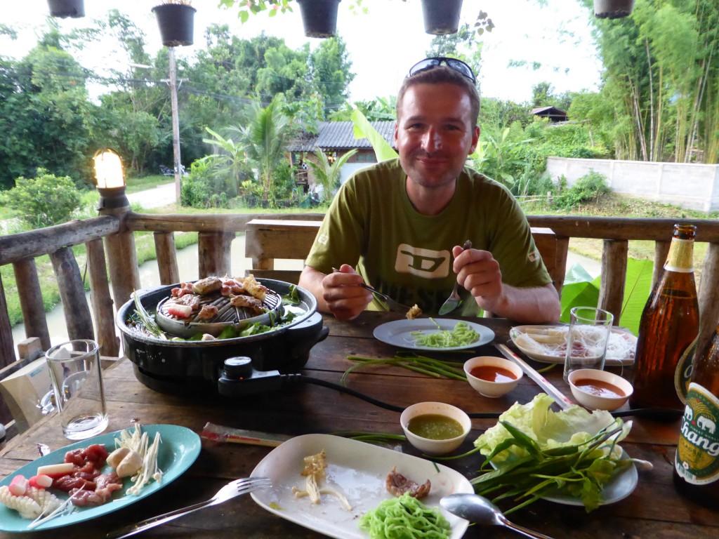 Thai-BBQ...fast so lecker wie Thai-Curry