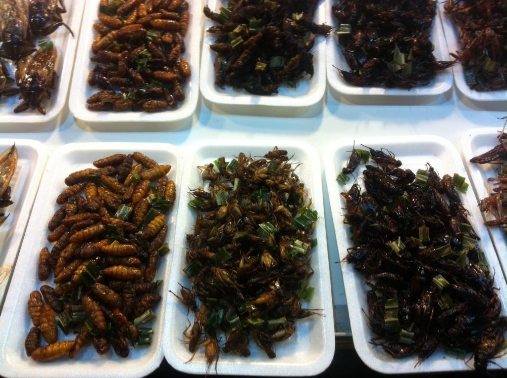 Streetfood in Chiang Rai
