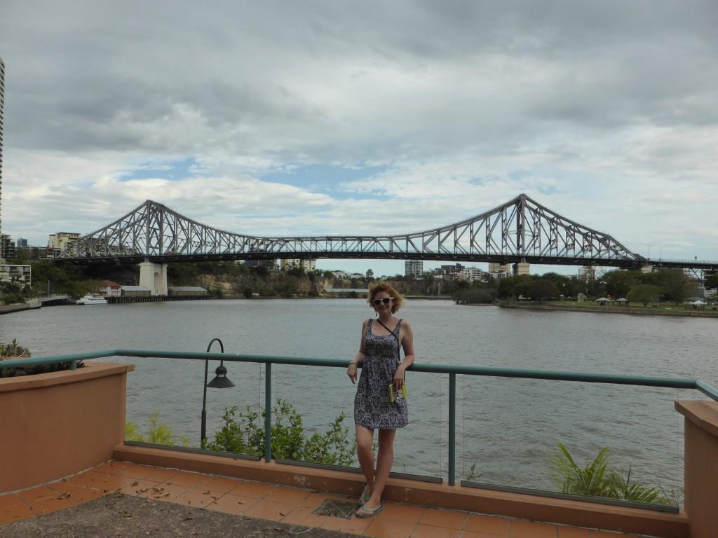 Vor der Story-Bridge