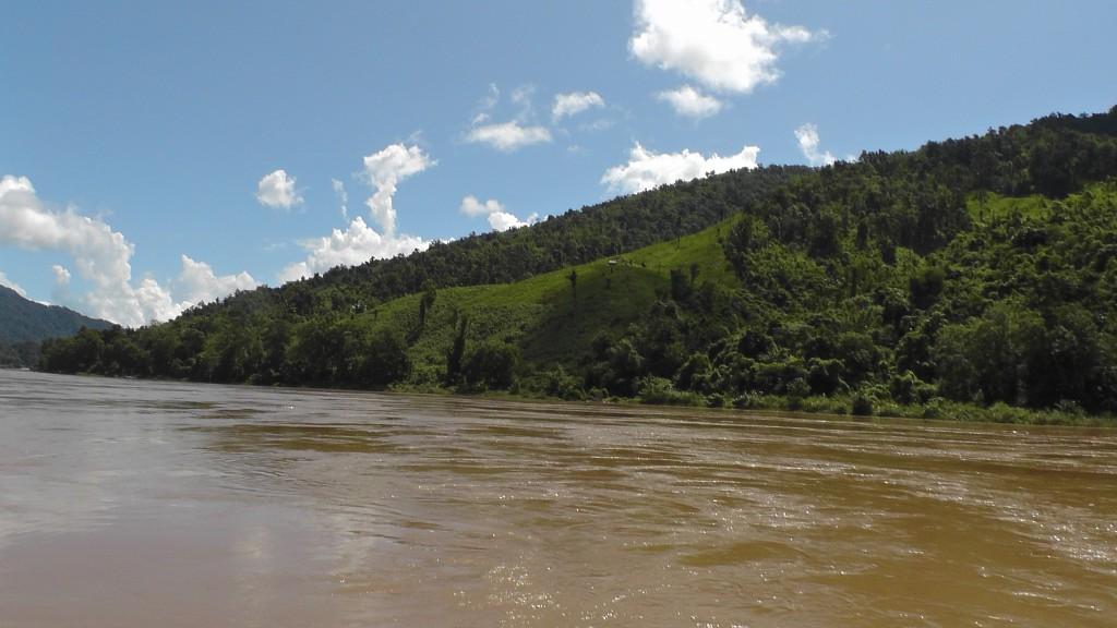Entlang des Mekong