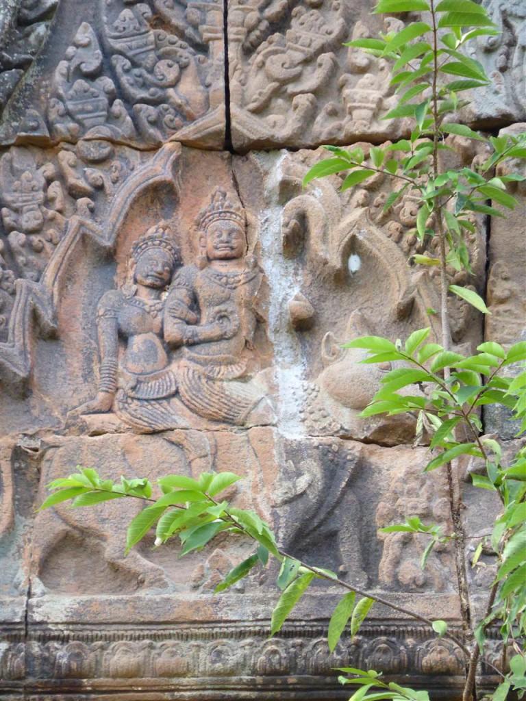 Tolle Steinreliefs