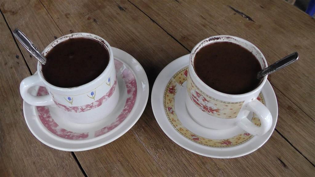 Leckerer indonesischer Kaffee