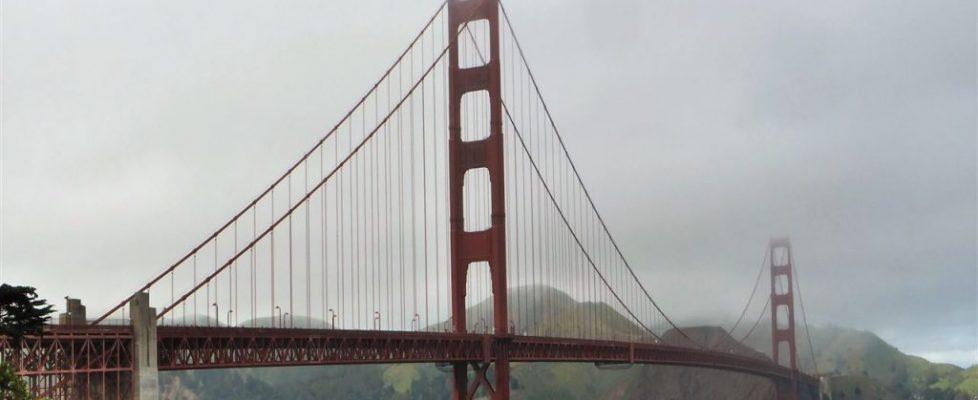 Die Golden Gate Bridge!