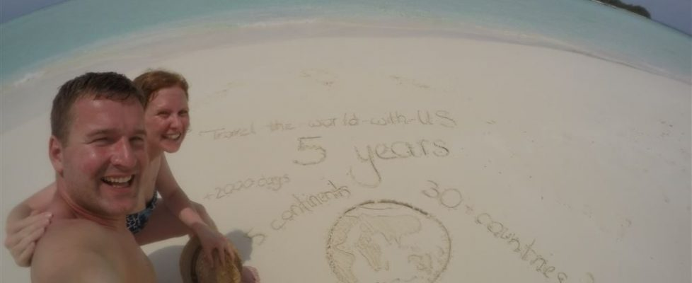 5 Jahre auf Weltreise!!